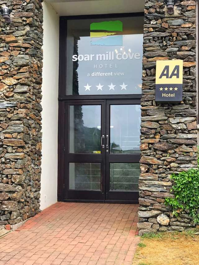 Soar mill cove Devon england foodie Explorers staycation