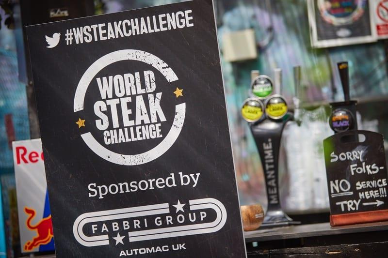 World steak challenge 2018 Winner