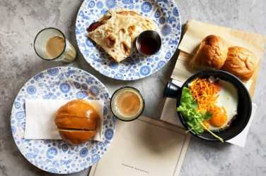 Dishoom Edinburgh breakfast brunch foodie explorers