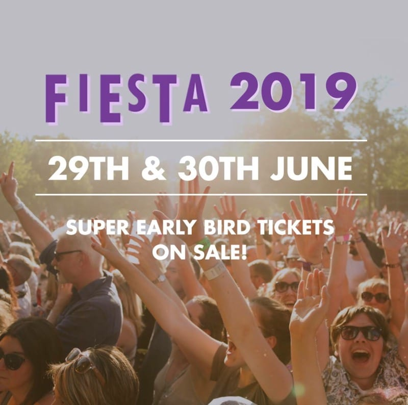 Fiesta 2019 glasgow West end