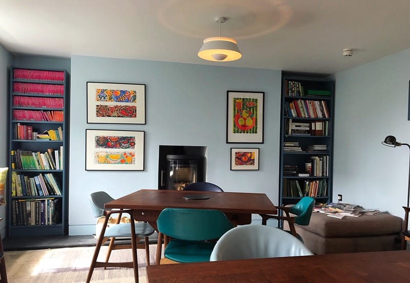 Chapel House - breakfast room