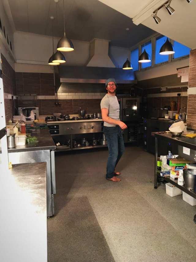 The shore Penzance restaurant foodie explorers