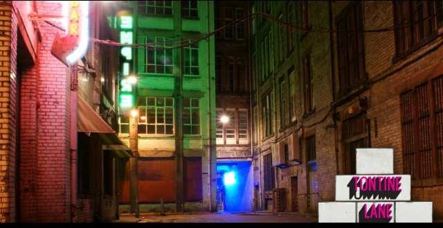 tontine lane glasgow hidden lane pop up merchant city
