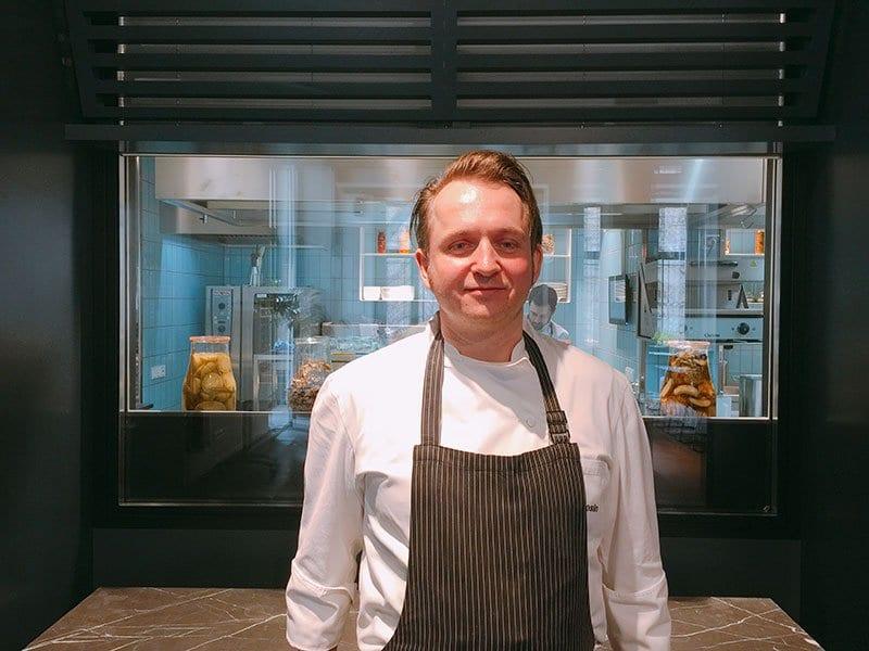 Data Kitchen - chef Alexander Brosin