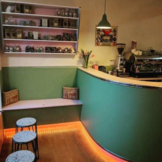 Marys Milk Barbest ice cream shops in Edinburgh foodie explorers
