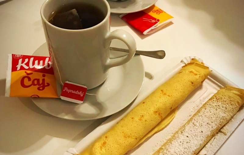 Palacinka Lacinka, the Best pancakes in Bratislava