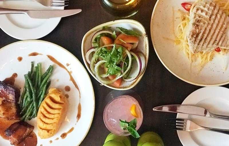 Food review: The Lantern Room, Edinburgh
