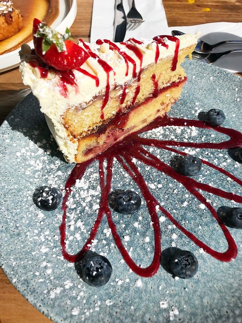 Kilmurry and co Shawlands cafe cake