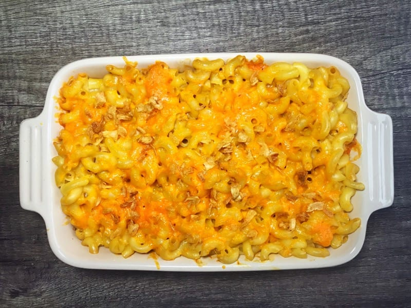 Homepride smoky Mac and cheese pasta bake sauce review