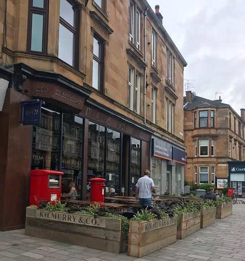 News: Brunch and BLOW in Shawlands