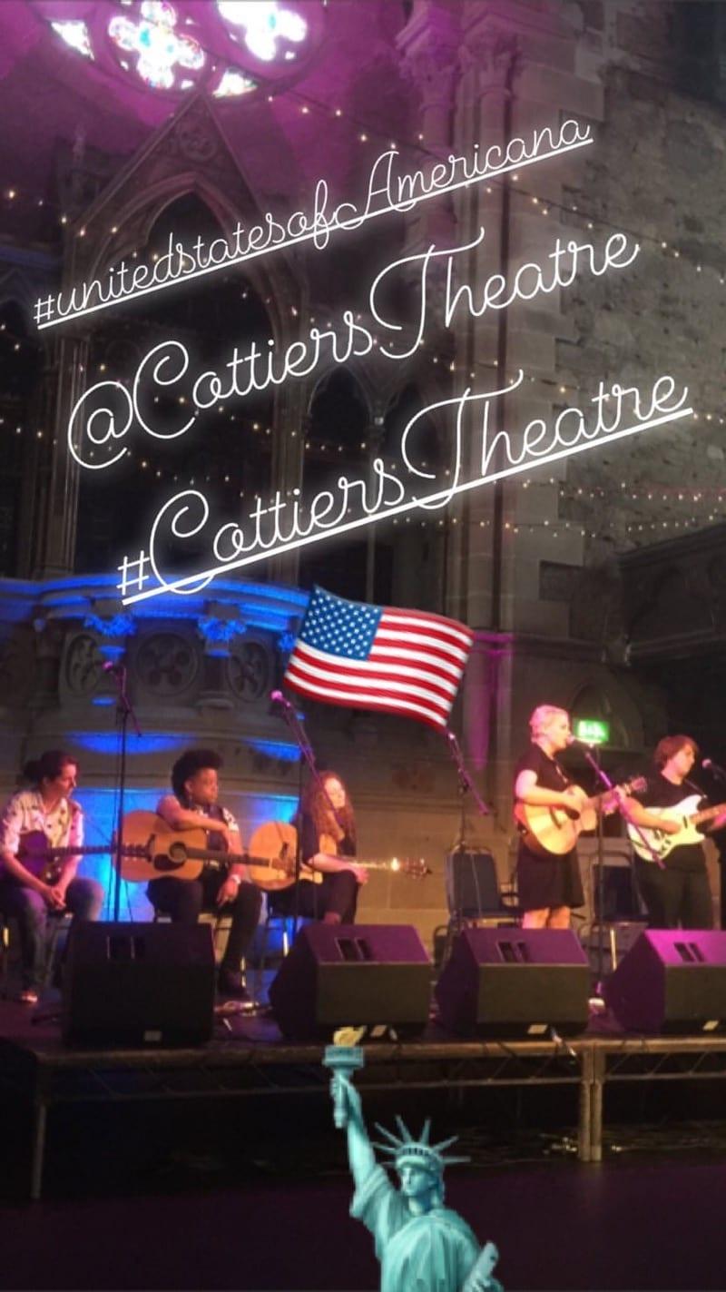 Cottiers Theatre United States of Americana