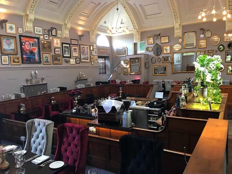 Barristers restaurant bar Knutsford Cheshire