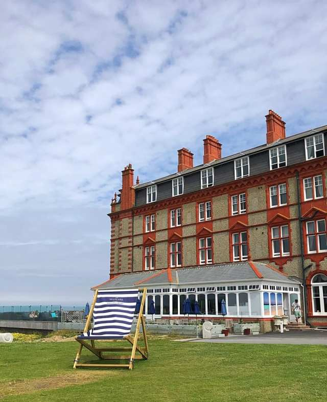 The headland hotel Newquay cornwall foodie Explorers