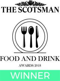 the scotman food and drink awards winner