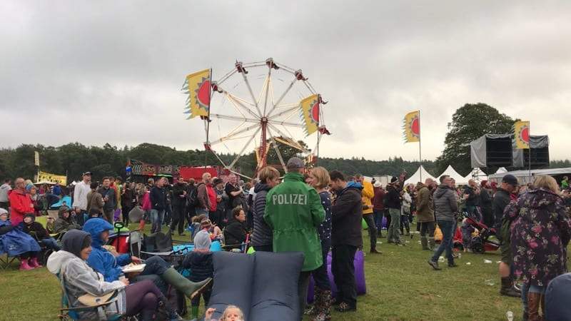 Electric Fields Music Festival Galloway Scotland