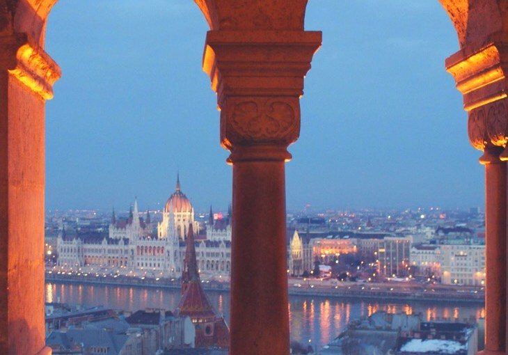 Top Ten Sights of Budapest