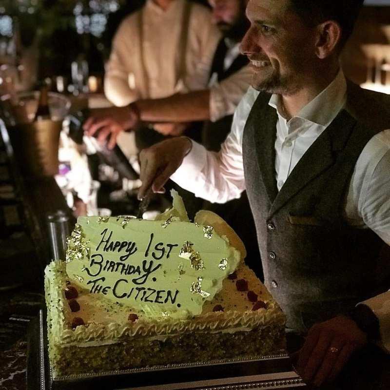 The citizen Glasgow first birthday