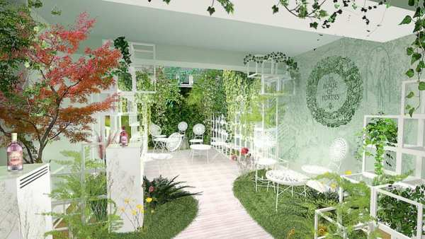 lidl house of hortus pop up gin event london cardiff and edinburgh