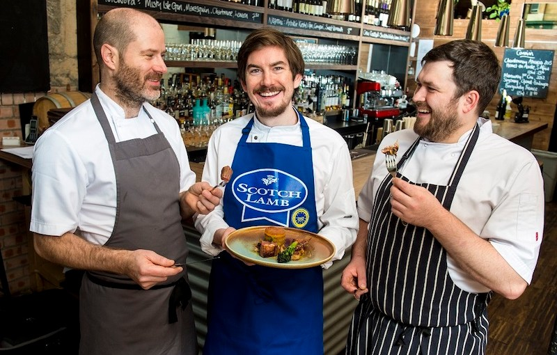 News: The Gannet showcases Scotch Lamb PGI on their menu