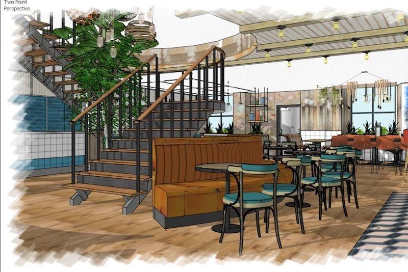 berties bar and restaurant edinburgh old town food