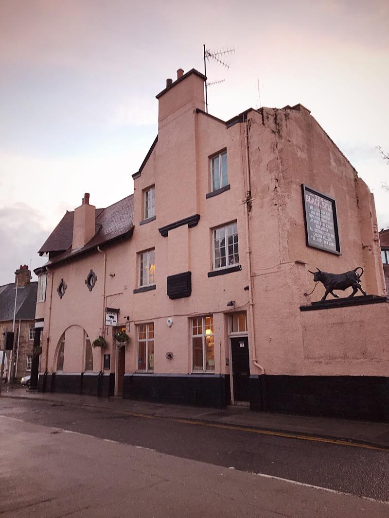 Black bull inn Dalkeith