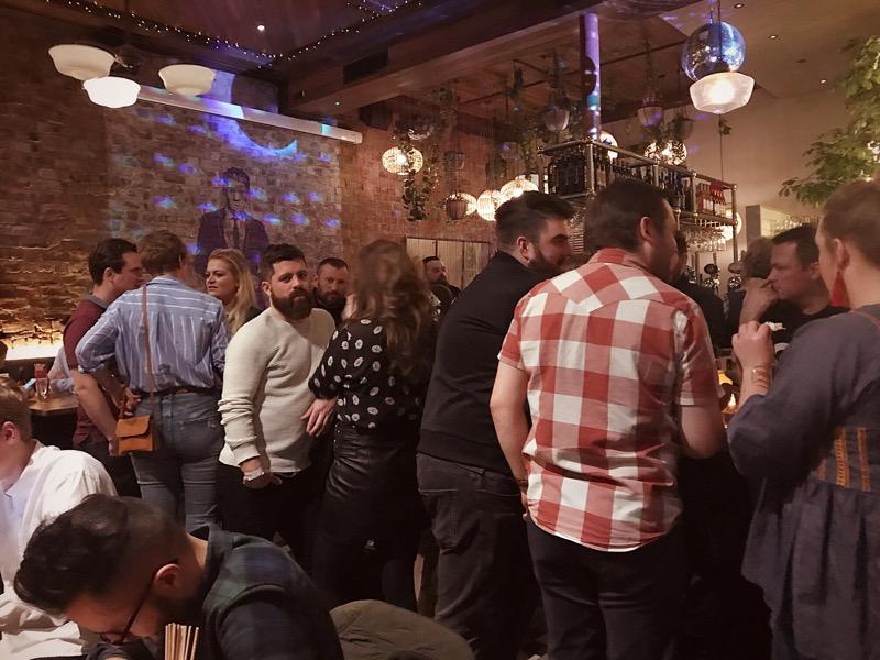 Jacques Finnieston bar restaurant Brel itison West End