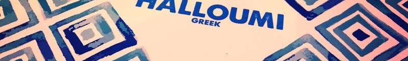 Halloumi Greek Cypriot Southside Glasgow foodie