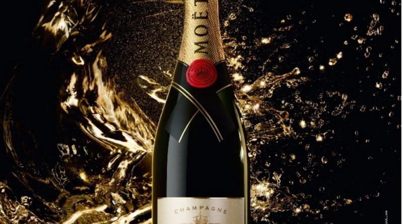 Moët & Chandon Christmas Blythswood Square glasgow