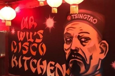 Mr Wu's Disco Kitchen glasgow
