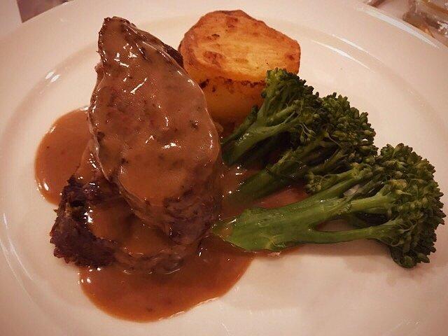 Brasserie abode buffalo trace dinner