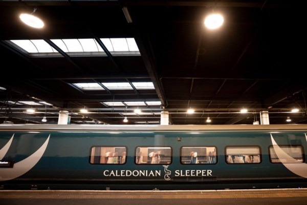 Caledonian Sleeper Railway news new carriages