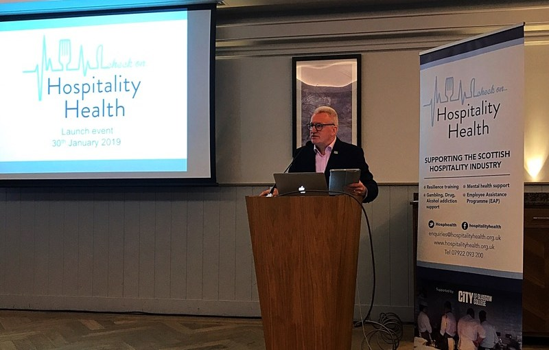 News: Launch of Hospitality Health Charity