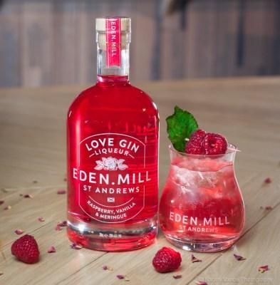 Eden Mill gin love gin Liqueur