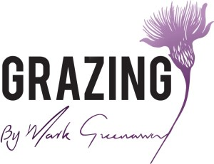 Grazing by mark Greenaway edinburgh Waldorf Astoria