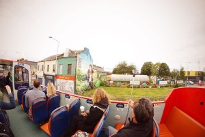 Sightseeing bus tour Belfast what to see top ten