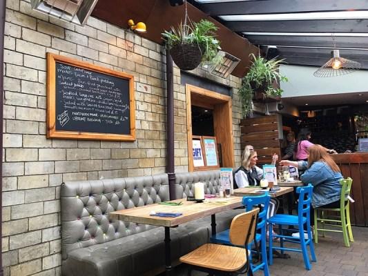 Brel Glasgow West End Creme Egg fondue
