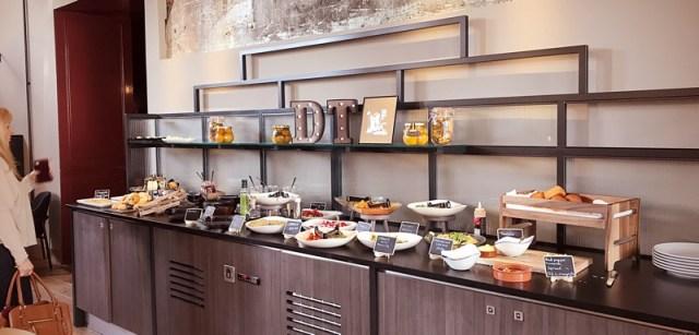 hotel indigo daisy tasker lunch dundee