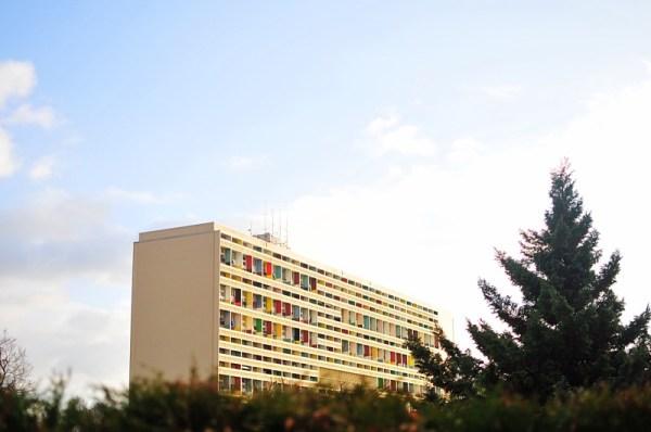 Corbusier corbusierhaus berlin