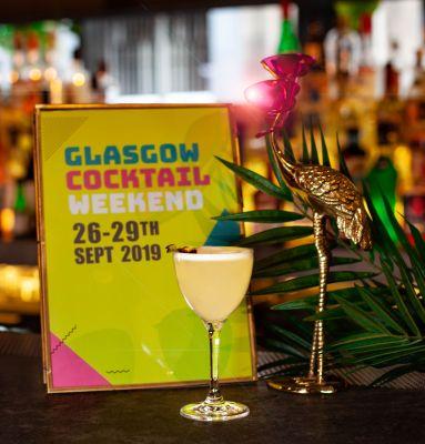 Glasgow cocktail weekend