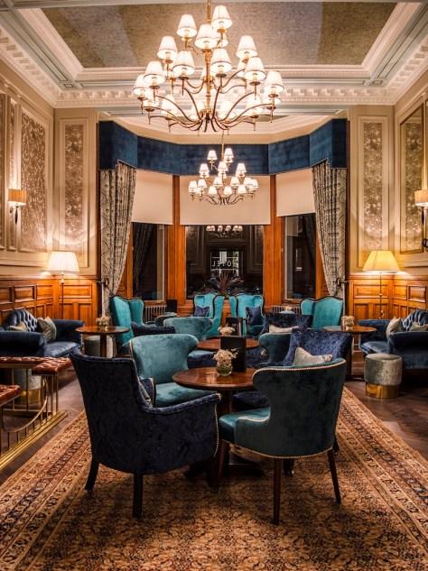 the bonham hotel refurbishment edinburgh