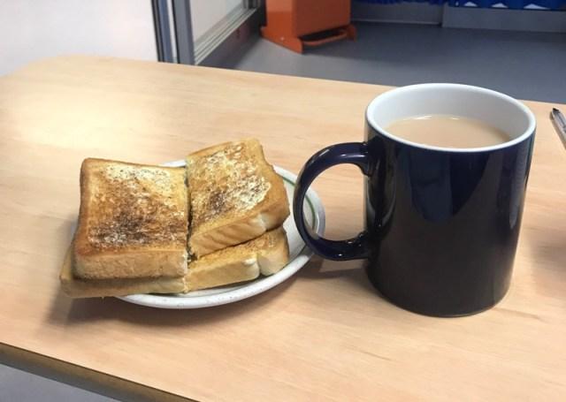 Golden jubilee hospital Glasgow food