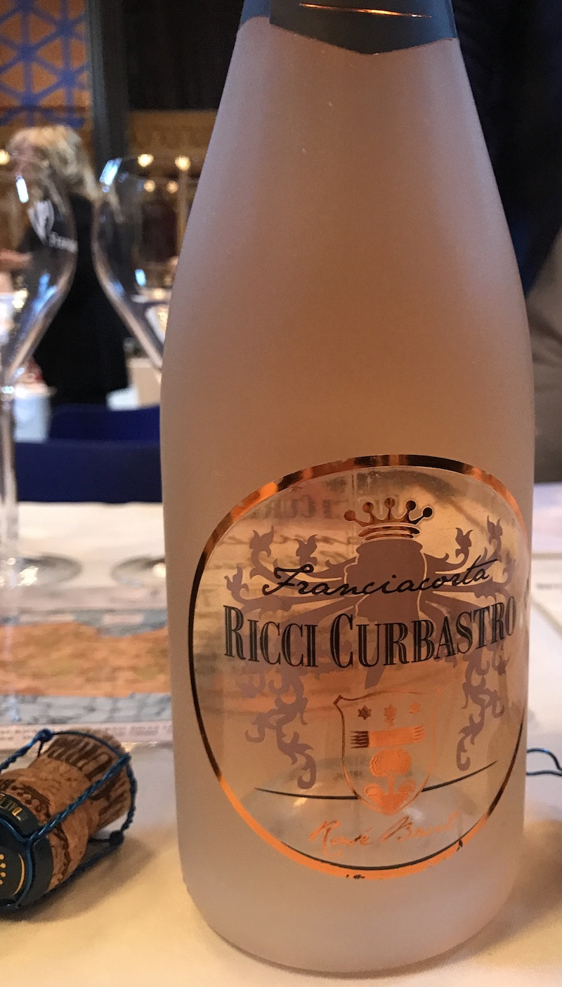 franciacorta wine italy event in edinburgh