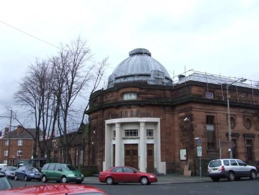 Tusk Waverley Tea Room Shawlands Glasgow