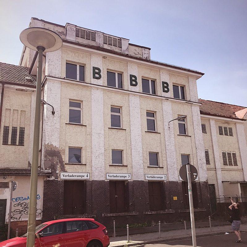 Berliner Burger Brau brewery köpenick