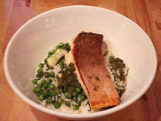 Number twenty one restaurant review Machynlleth wales