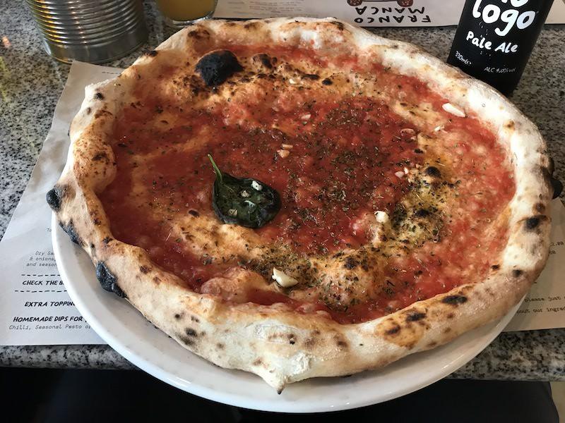 franco manca pizza kings cross london
