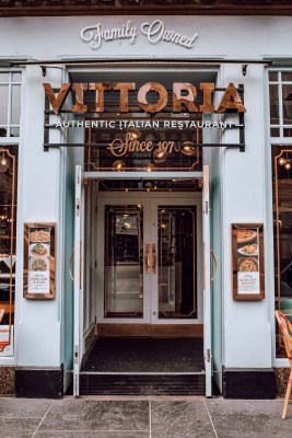 vittoria on the bridge edinburgh breakfast menu