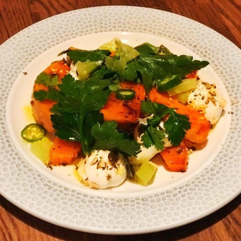 Veggie squash dish