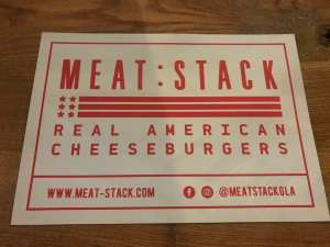 meat stack at sweet recreation