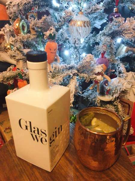 foodie explorers glaswegin mulled gin recipe